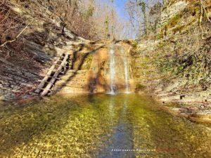 Плесецкие водопады - 7 метров