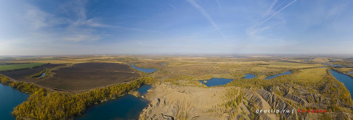 Голубые озера - КондукиГолубые озера - Кондуки - Романцевские горы