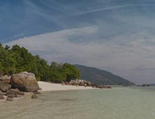 Сингапур — Таиланд — Малайзия. Остров Ко Липе