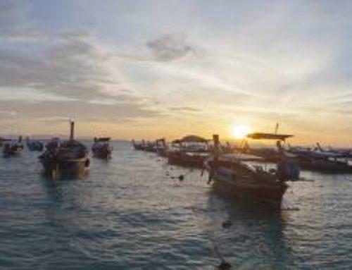 Сингапур — Таиланд — Малайзия. Переезд с Лангкави на остров Ко Липе